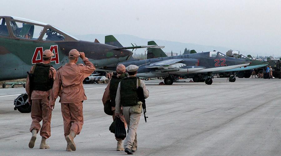 Siria, base russa di Khmeimim presso Latakia