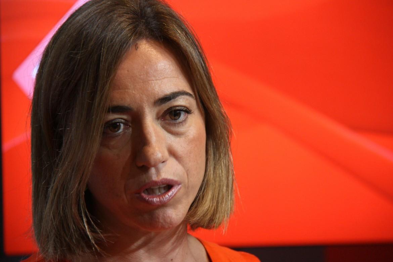 L'ex ministra del governo Zapatero, Carme Chacon