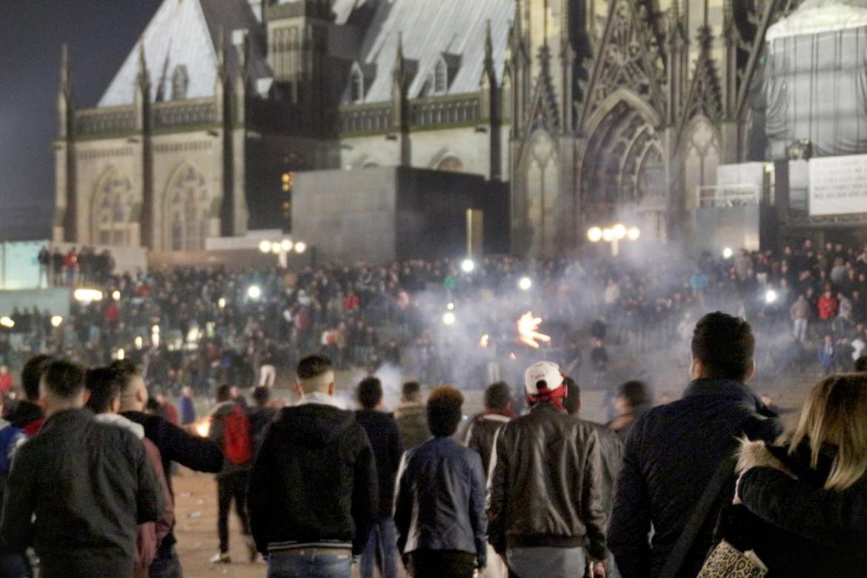Colonia, la notte di Capodanno del 2015