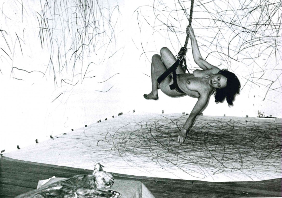 Up to and Including Her Limits, 1973–75