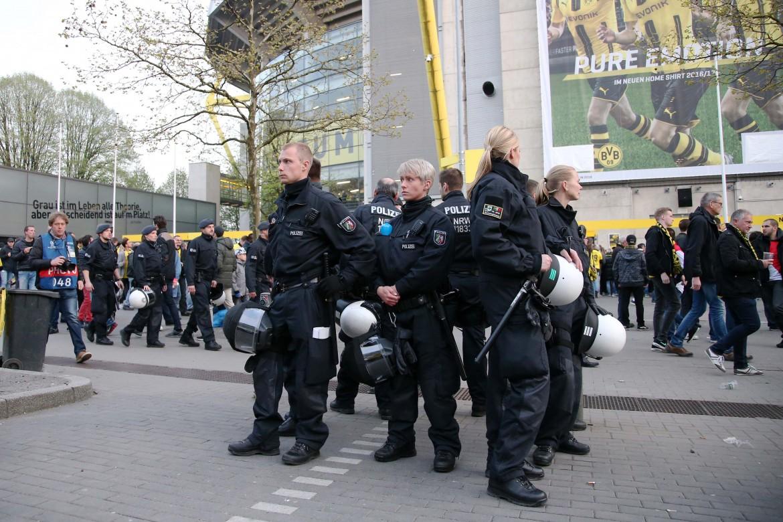 Dortmund, la città militarizzata dopo l'attentato