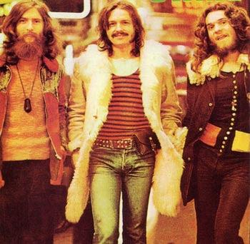Le Orme, formazione del 1974
