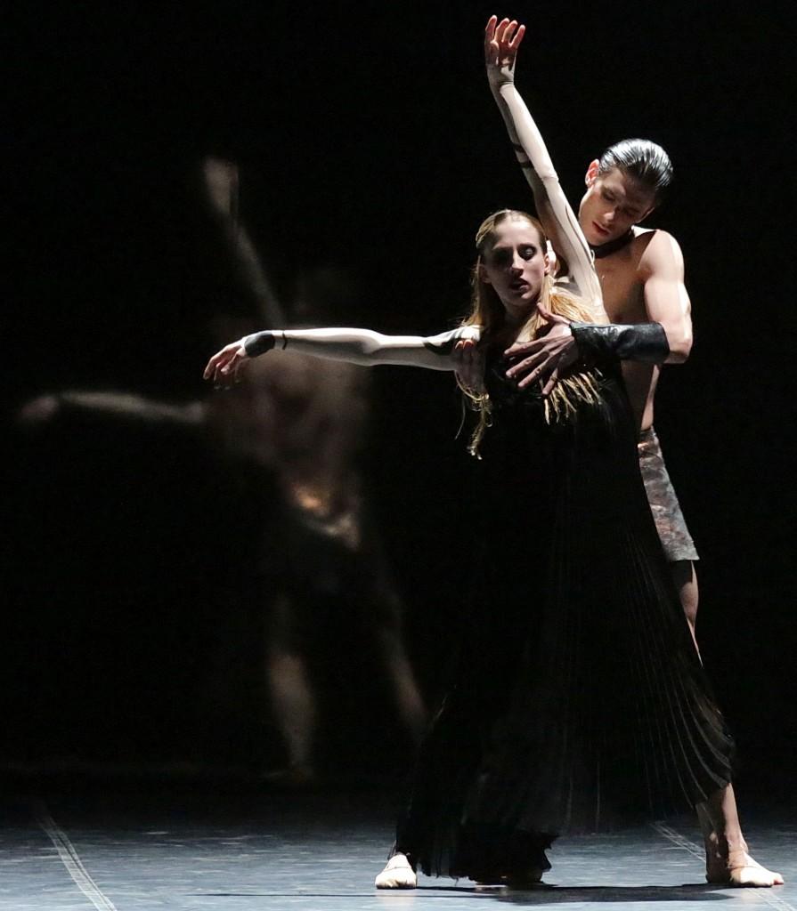 Virginia Toppi e Nicola Del Freo