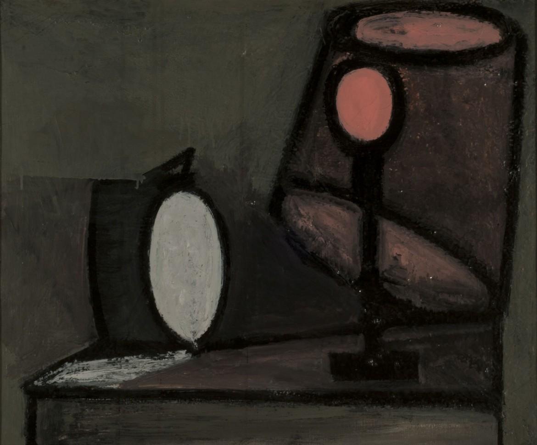 Un dipinto dell'argentino Emilio Pettoruti