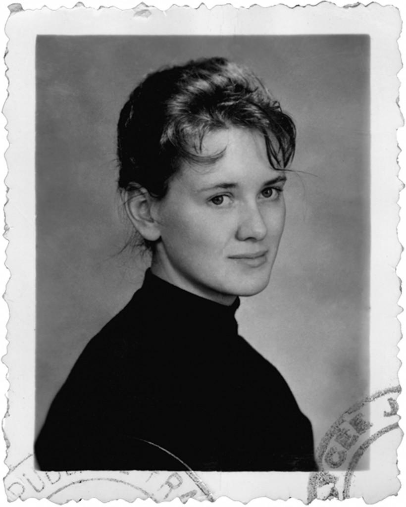La scrittrice Annie Ernaux verso i diciotto anni,  © DR, Francia