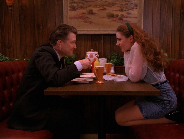 immagine inedita dalla terza stagione di Twin Peaks