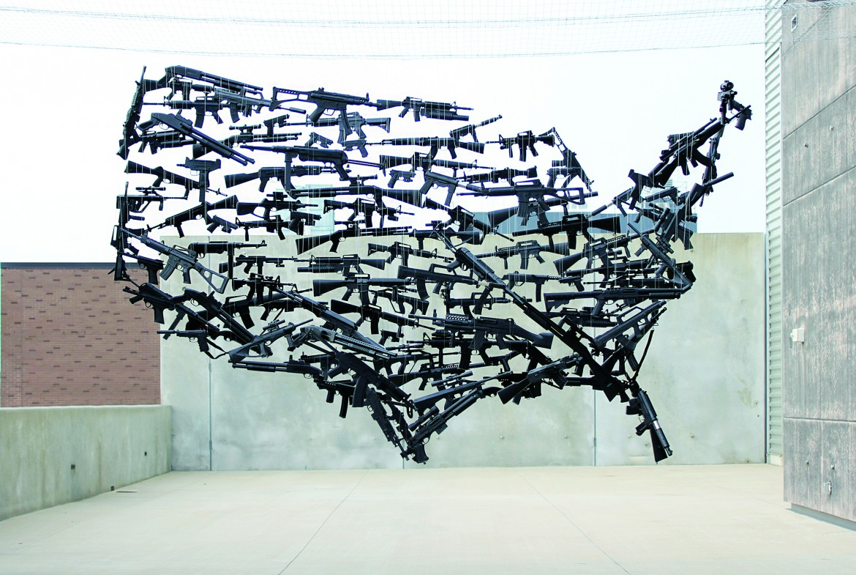 Michael Murphy, «Gun Country», 2014