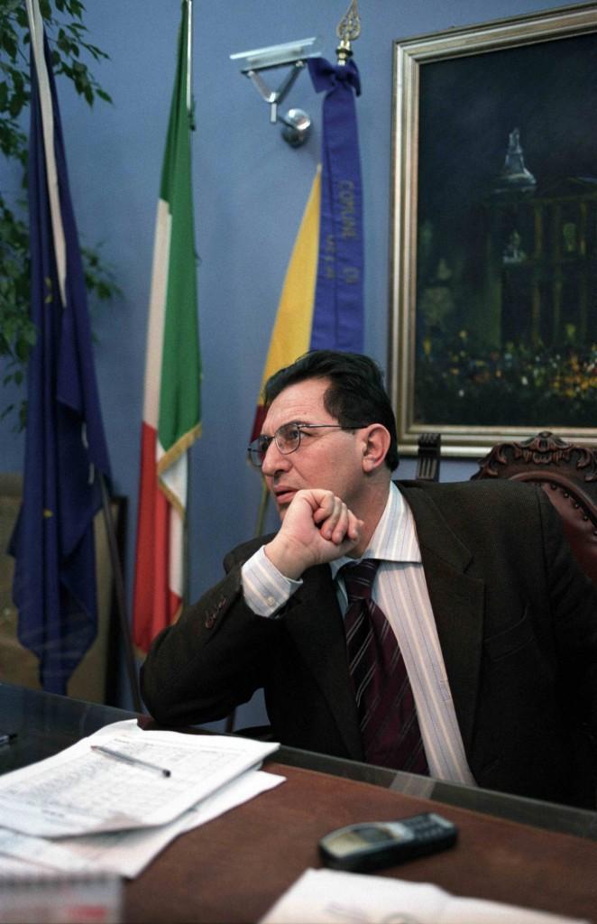 Il presidente della regione Sicilia Rosario Crocetta