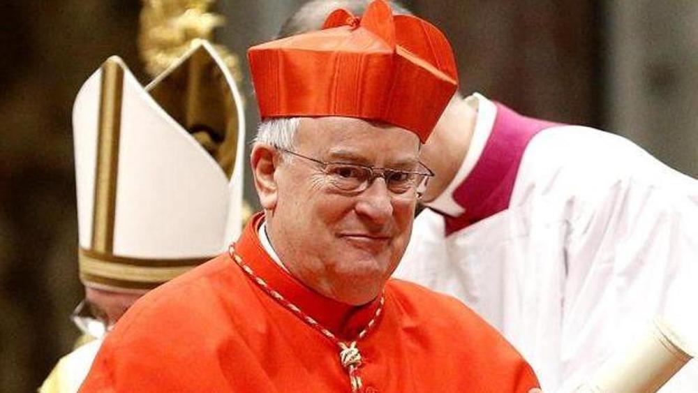Il cardinale Gualtiero Bassetti, arcivescovo di Perugia