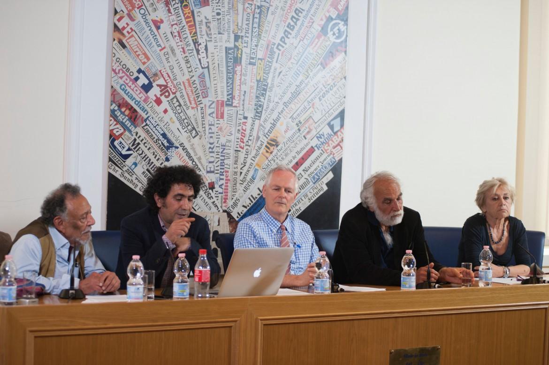 L'iniziativa alla sede della Stampa Estera a Roma del 19 maggio 2017