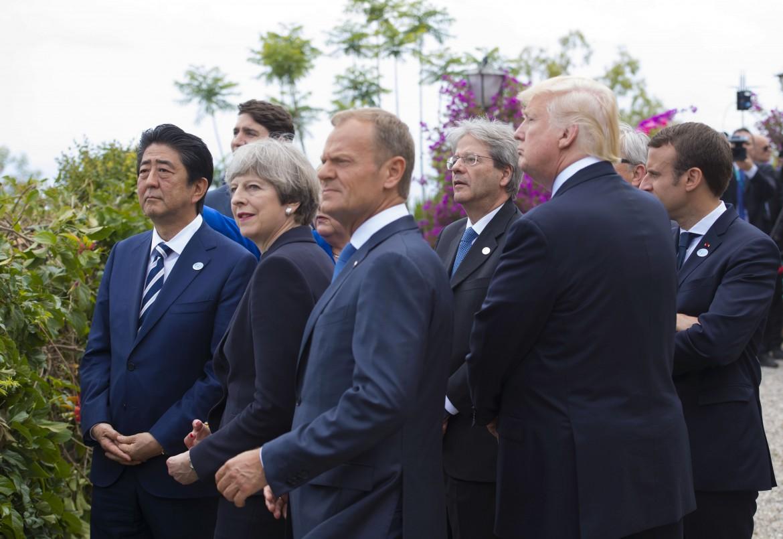 I leader del G7