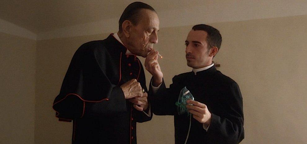 Toni Bertorelli in «The Young Pope»