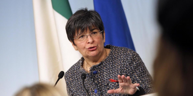 Maria Cecilia Guerra, la capogruppo di Art.1 al senato