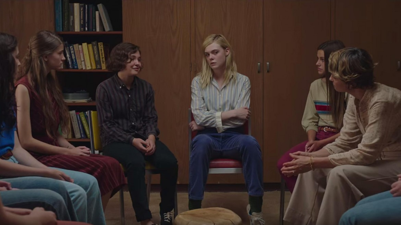Una scena da «20th Century women»