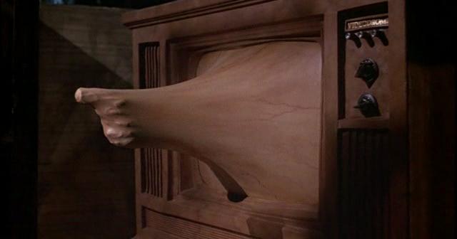«Videodrome» di David Cronenberg, 1983
