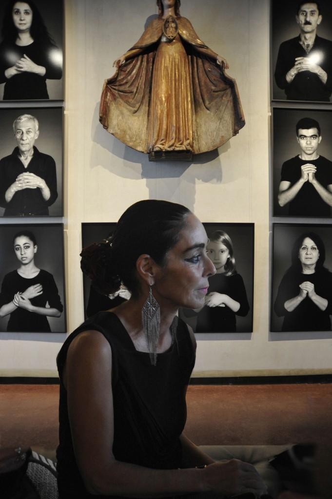 Shirin Neshat al museo Correr di Venezia
