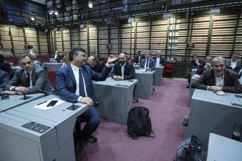 La commissione Affari costituzionali