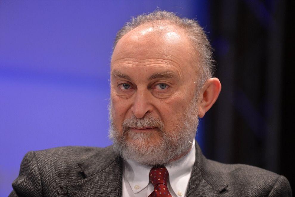 Antonio D'Alì, uno dei candidati alla poltrona di sindaco di Trapani