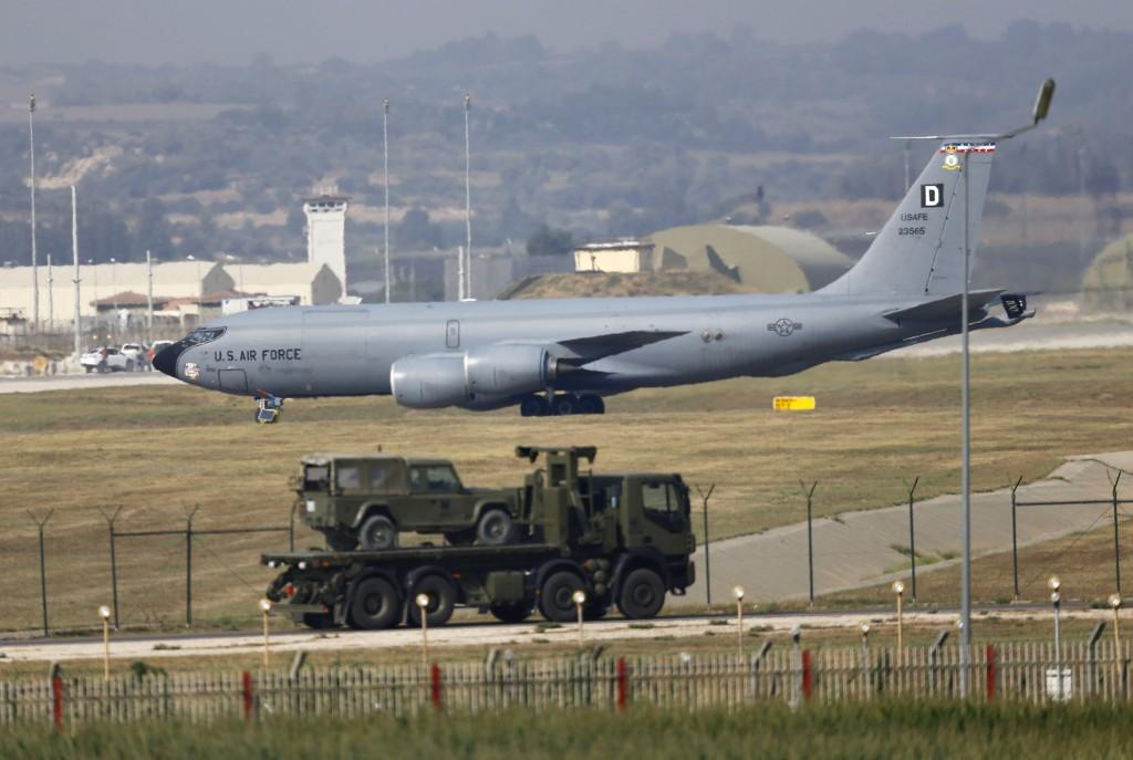 Incirlik, la base turca della Nato