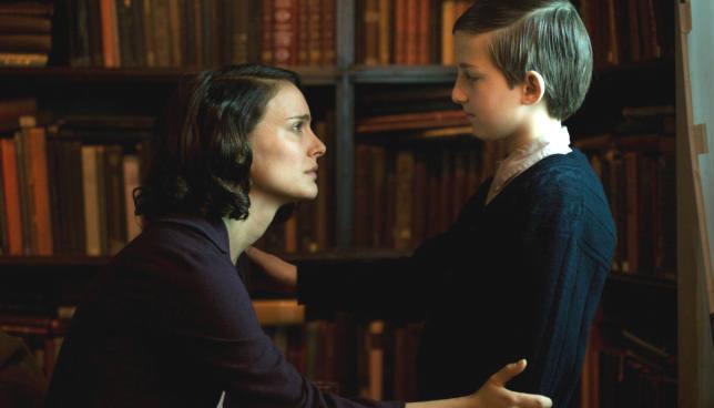 Natalie Portman in una scena del film