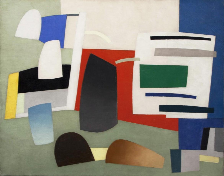 Jean Helion, «Composition», 1934