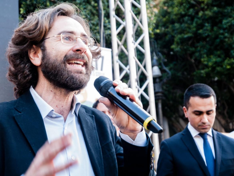Il candidato a sindaco di Parlermo Ugo Forello