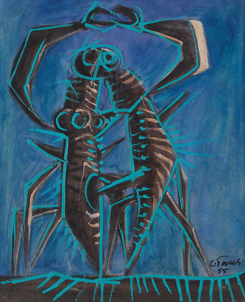 Cesare Peverelli, «Senza titolo», 1955, collezione privata