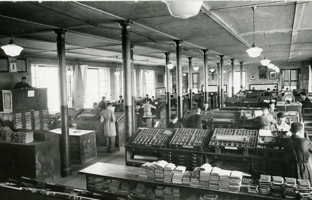 Torino, una scuola professionale del 1920 a Valdocco