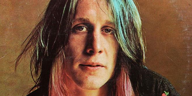un ritratto giovanile di Todd Rundgren