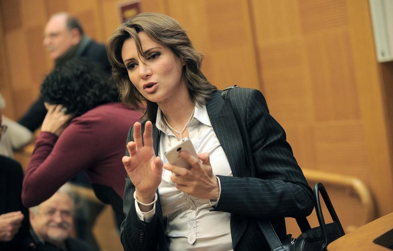 Anna Falcone, avvocata e animatrice di Alleanza popolare per l'uguaglianza e la democrazia