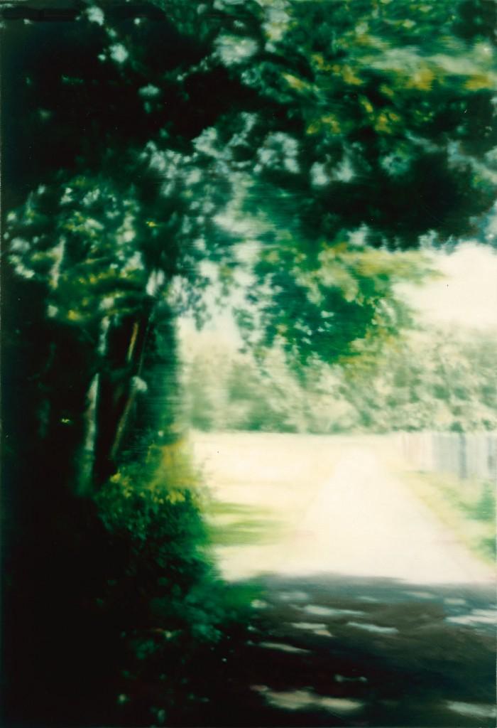 Gerhard Richter, «Sommertag», 1999, Vienna, Albertina