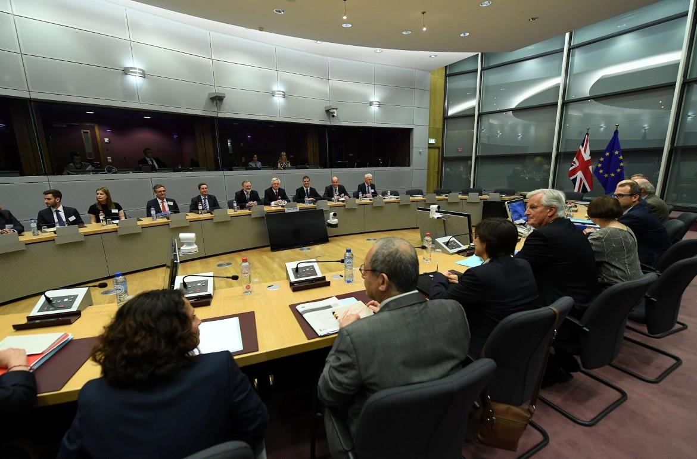Brexit, primo round negoziale tra Ue e Gb a Bruxelles