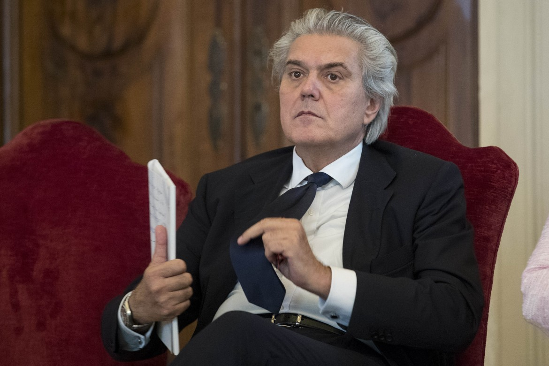 L'ad di Consip Luigi Marroni