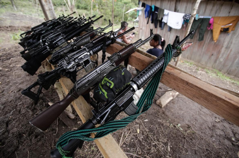 Farc, consegna delle armi all'Onu