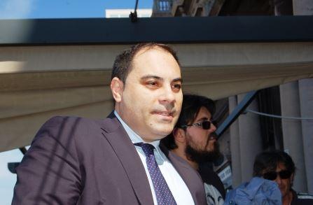 Il sindaco di Taranto Rinaldo Melucci (Pd)