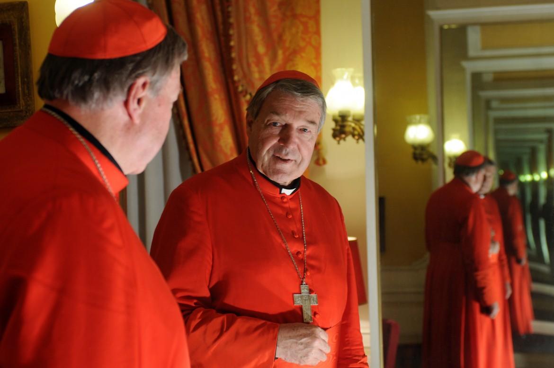 Il cardinale Pell