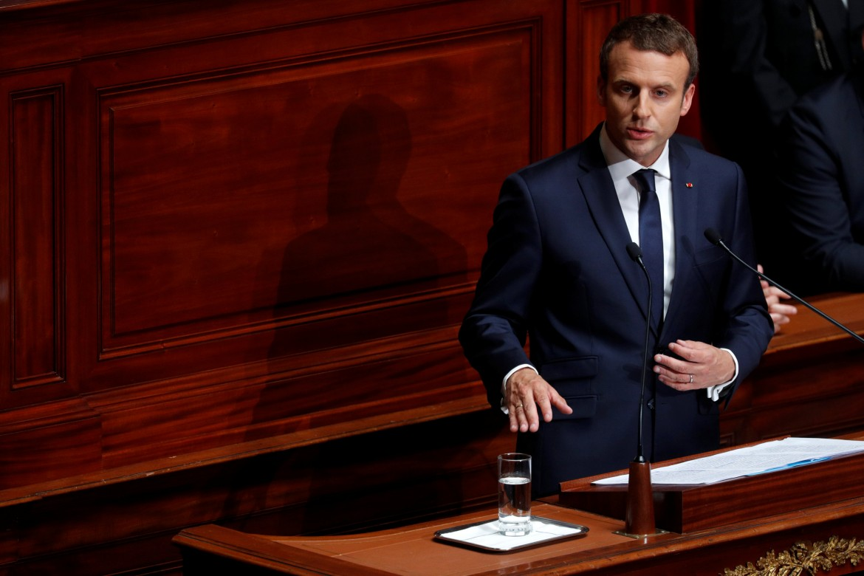 Il discorso di Emmanuel Macron a Versailles