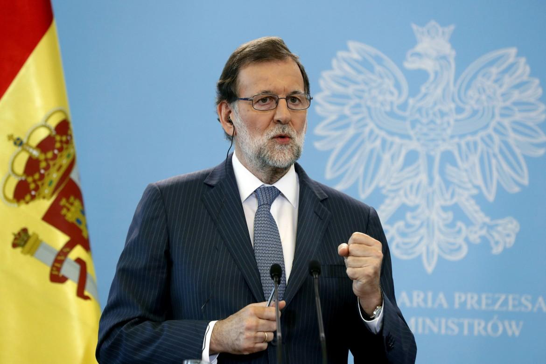 Il premier spagnolo Rajoy