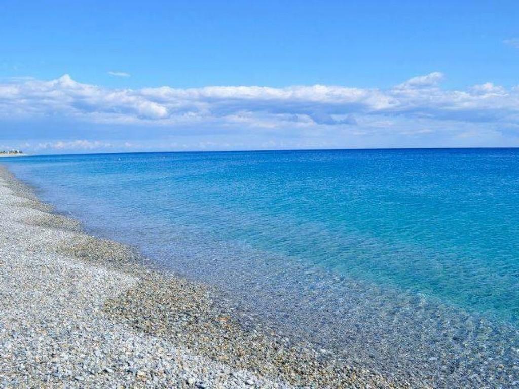 Spiaggia a Condofuri (RC)