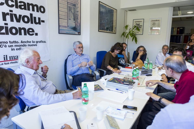 Il forum con Falcone, Asor Rosa, D'Alema, Rangeri, Acerbo, Fratoianni e Villone il 6 luglio al manifesto