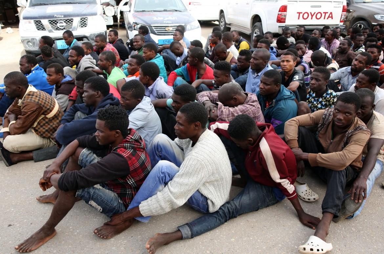 Migranti africani