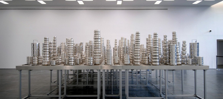 Subodh Gupta, «Silk Route»