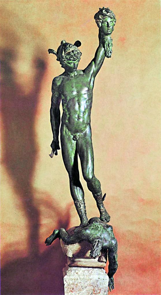 Benvenuto Cellini, modello per il «Perseo», Firenze, Museo Nazionale del Bargello