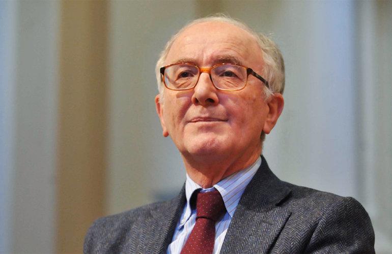 Il filosofo e giurista Luigi Ferrajoli