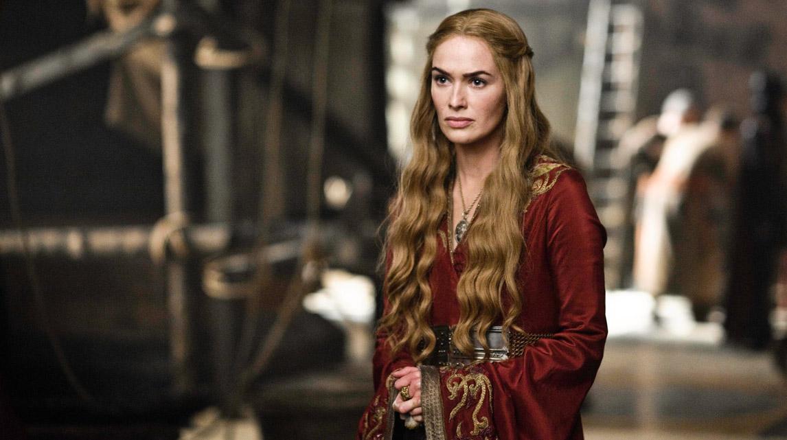 Lena Headey è Cersei Lannister