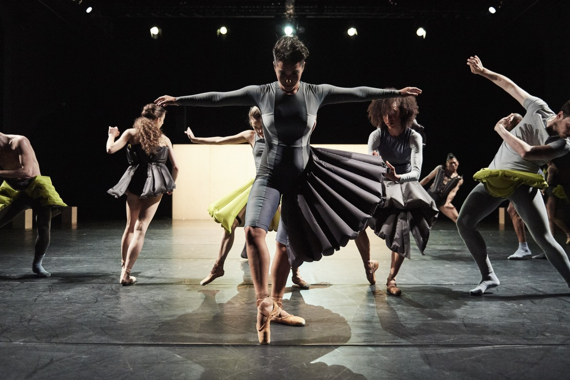 Ballet of Difference, sotto il coreografo Richard Siegal