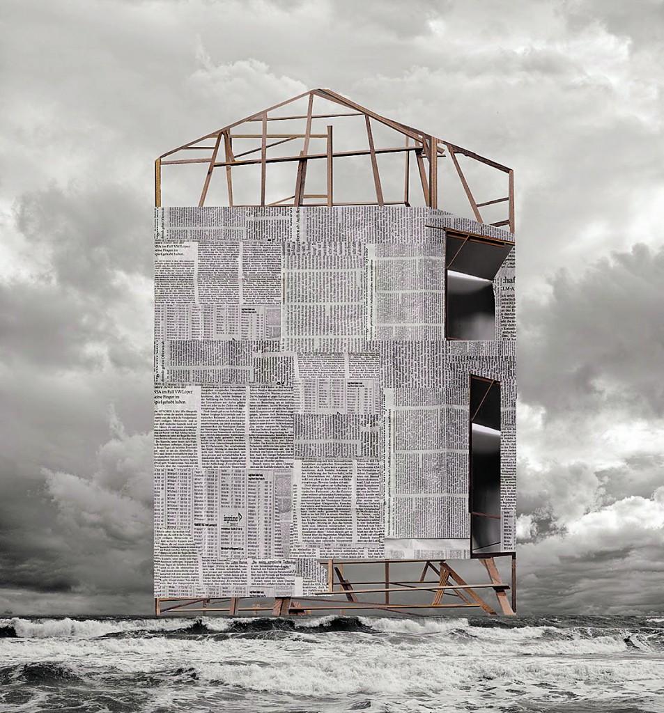 Un'opera di Gonzalo Puch