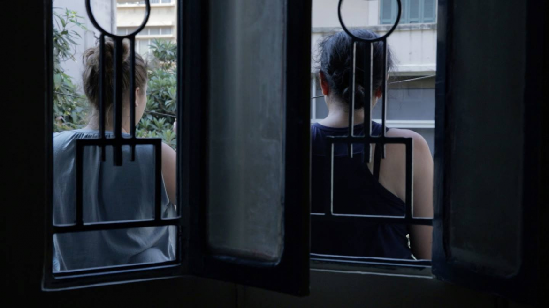 Una scena da «I Used to Sleep on the Rooftop» di Angie Obeid