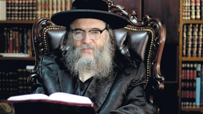 Rabbi Schlomo Helbrans