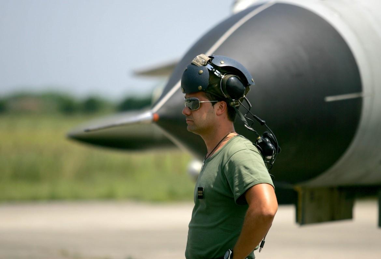 L'aeroporto militare di Ghedi